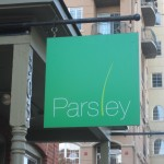 Parsley (303 W. 11th Ave.)