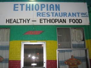 Ethiopian Restaurant (2816 E. Colfax)