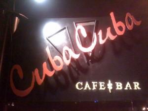 Cuba Cuba (1173 Delaware St.)