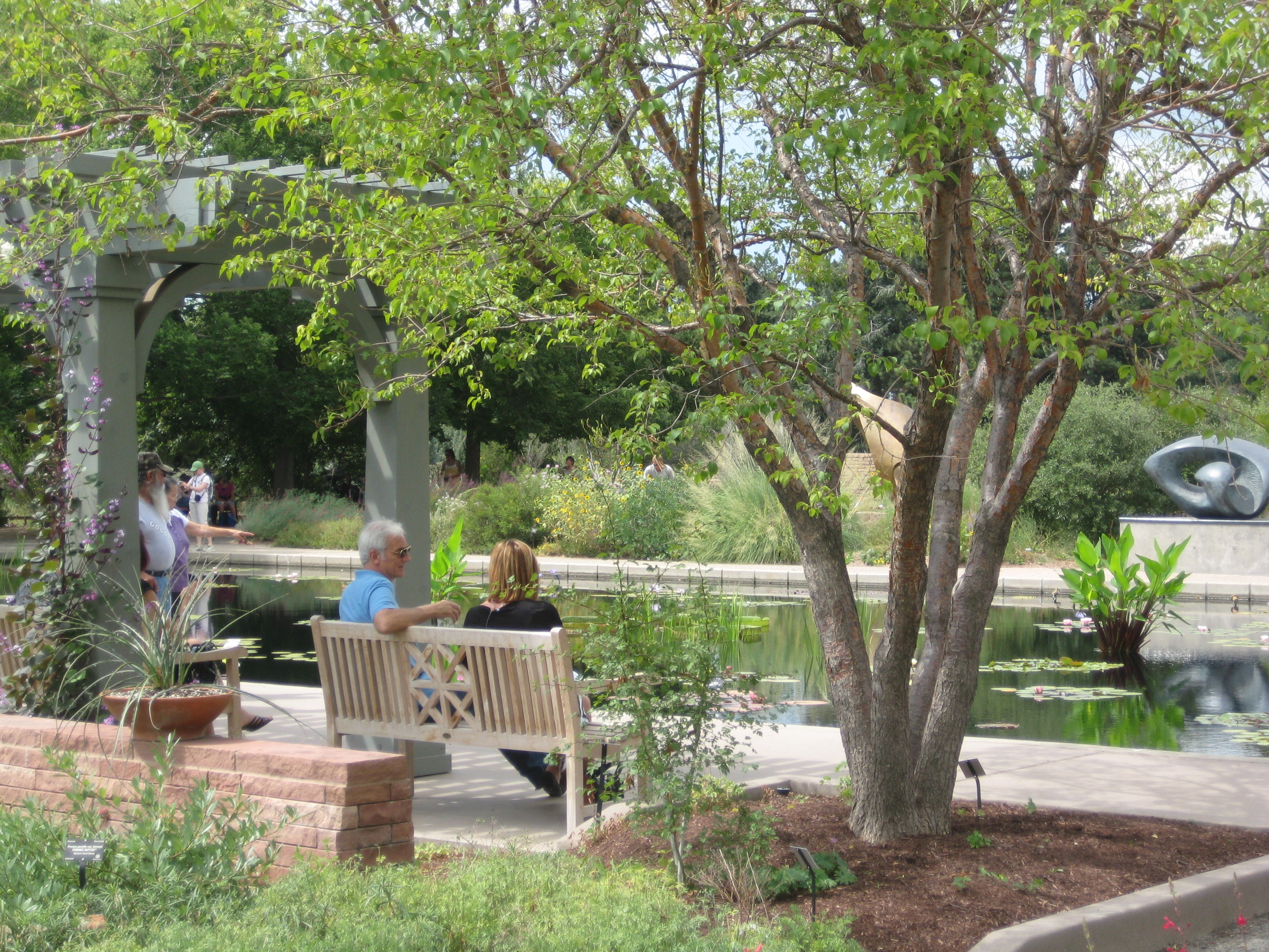 Good idea free days at denver attractions the good life denver for Botanic gardens denver free days