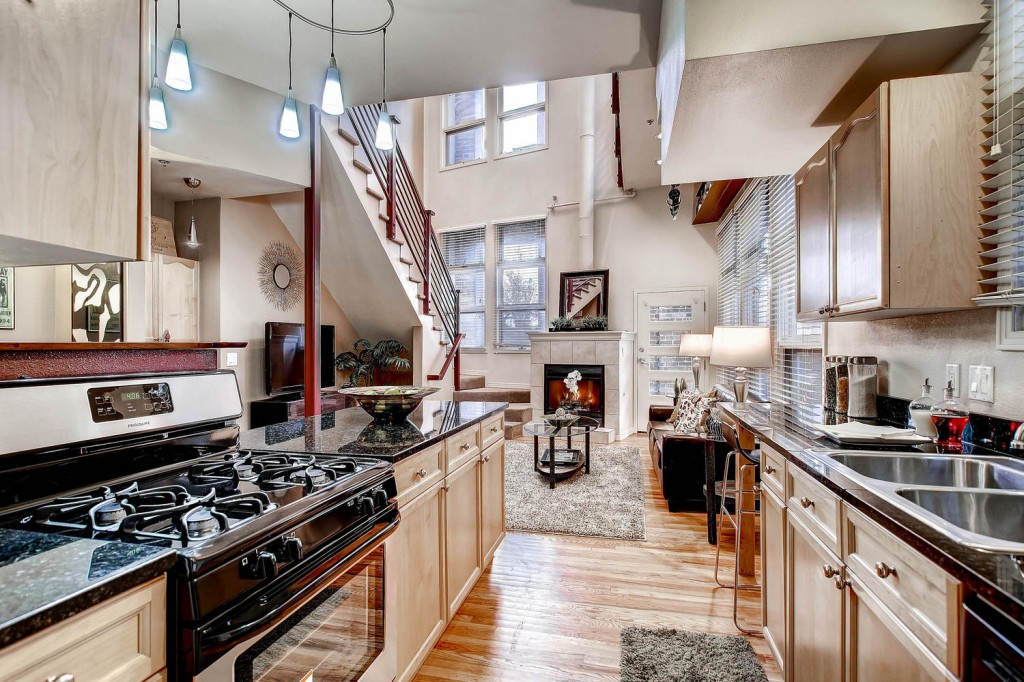 Beautiful Denver Loft For Sale In Historic Building The