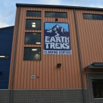 The new Earth Treks rock climbing gym in Golden.