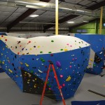 "The ""top-out"" bouldering area"