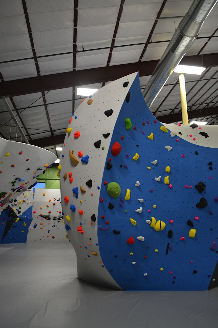 First Look New Earth Treks Climbing Gym In Golden Photos
